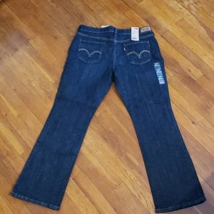 Levi's 515 Bootcut 10S/30 BNWT Blue Jeans